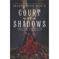 【新到现货】英文原版 Court of Shadows (House of Furies) 恐怖玄幻小说 14岁以上适读 9780062844996