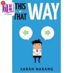 【中商海外直订】This Way Or That Way: A comedic take on some of lif