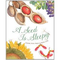 "A Seed Is Sleepy""美丽成长""生命科普绘本系列:种子,如此酣睡(平装) IBSN978145213147"
