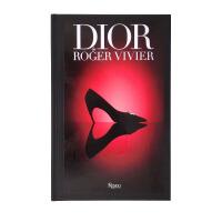 现货包邮 英文原版 大开本 精装 Dior by Roger Vivier 迪奥:罗杰・维维尔 时尚服装鞋类设计 服饰