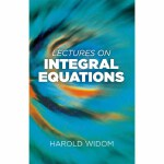 Lectures on Integral Equations(【按需印刷】)