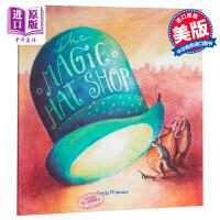 【中商原版】Sonja Wimmer:魔法帽子店 The Magic Hat Shop 童话故事 绘本故事书 保持自我