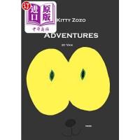 【中商海外直订】Kitty Zozo Adventure