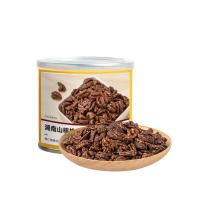 【网易严选 食品盛宴】颗颗手剥的山野味,湖南山核桃仁 130克