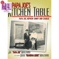 【中商海外直订】Papa Joe's Kitchen Table