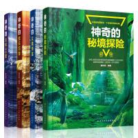 神奇的北纬30度+惊天巧合+秘境探险+灾难预言 全4册