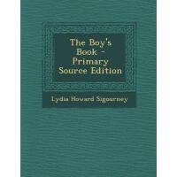 【预订】Boy's Book (Primary Source)
