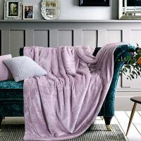 毛毯被子珊瑚绒毯子加厚午睡床单绒毯单人双人空调毯