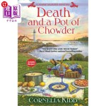 【中商海外直订】Death and a Pot of Chowder: A Maine Murder Mystery