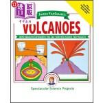 【中商海外直订】Janice Vancleave's Volcanoes: Mind-Boggling Experim