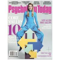 包邮全年订阅 Psychology Today 心理学杂志 美国英文原版 年订6期