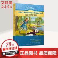 爱丽丝漫游奇境 译林出版社