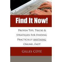 【预订】Find It Now!: Proven Tips, Tricks & Strategies for Find