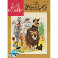 Dell Junior Treasury: Wizard of Oz