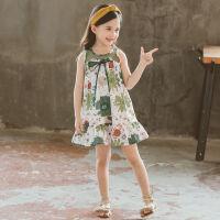 洛丽塔Lolita儿童夏装女童裙子宝宝背心裙中大童连衣裙透气洋气童裙公主裙