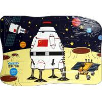 超大益智拼图:登月飞船(15块) 袁舒,杨芳 绘 四川少年儿童出版社