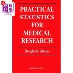 【中商海外直订】Practical Statistics for Medical Research