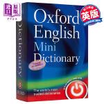 【中商海外直订】Oxford English Mini Dictionary
