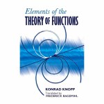 Elements of the Theory of Functions(【按需印刷】)