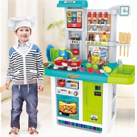 男孩宝宝仿真大号娃娃家幼儿园做饭过家家套装女孩童儿童厨房玩具