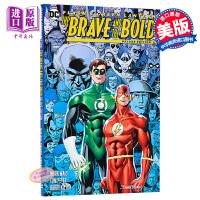 【中商原版】DC闪电侠/绿灯侠 英文原版 The Flash/Green Lantern: The Brave & t