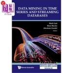 【中商海外直订】Data Mining in Time Series and Streaming Databases