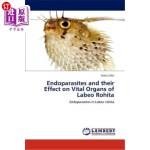 【中商海外直订】Endoparasites and Their Effect on Vital Organs of L