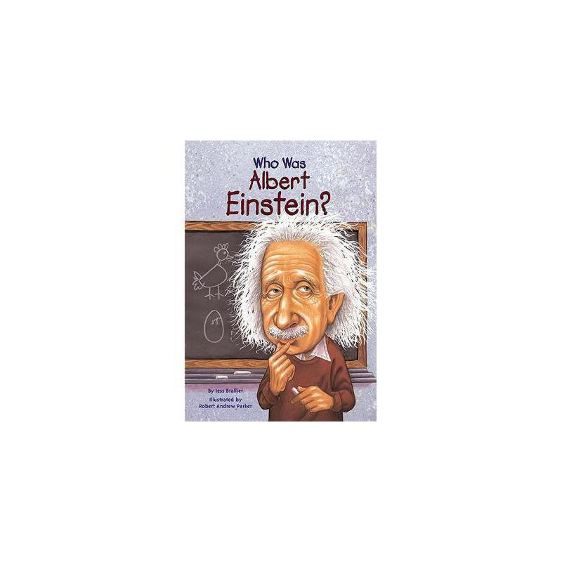【预订】Who Was Albert Einstein? Y9780613436526 美国库房发货,通常付款后3-5周到货!