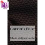 【中商海外直订】Goethe's Faust
