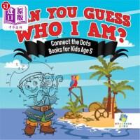 【中商海外直订】Can You Guess Who I Am? Connect the Dots Books for