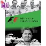 【中商海外直订】Formula 1 Drivers' Champions