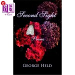 【中商海外直订】Second Sight: Poems