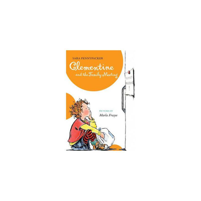 【预订】Clementine and the Family Meeting 预订商品,需要1-3个月发货,非质量问题不接受退换货。