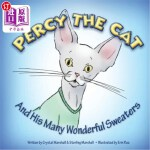 【中商海外直订】Percy The Cat: And His Many Wonderful Sweaters