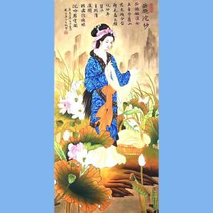 福建省美术家协会会员,福建省油画行业理事长林宝章(西施�鹕矗�