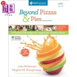 【中商海外直订】Beyond Pizzas & Pies, Grades 3-5, Second Edition: 1