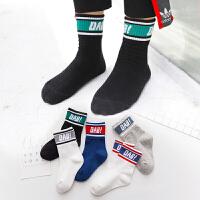 儿童袜子秋冬款棉婴儿袜男童女童中筒厚宝宝袜3-5-7-9中大童全