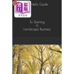 【中商海外直订】The Cordell Guide: Starting a Landscape Business