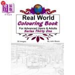 【中商海外直订】Real World Colouring Books Series 31