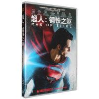 正版 超人:钢铁之躯 DVD D9高清电影光盘碟片 亨利卡维尔