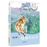 沈石溪十二生肖动物小说――雄猴的战争