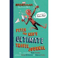 【中商原版】蜘蛛侠2:英雄远征:彼得与内德旅行手册 英文原版 Spider-Man: Far From Home: P