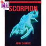 【中商海外直订】Scorpion! An Educational Children's Book about Scor