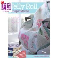 【中商海外直订】Jelly Roll Inspirations