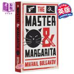 【中商原版】大师与玛格丽特 英文原版 The Master and Margarita 俄罗斯经典文学