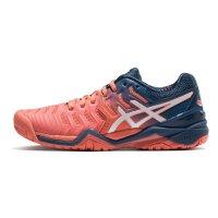 ASICS亚瑟士 网球鞋女运动鞋19春夏 GEL-RESOLUTION 7 E751Y-701