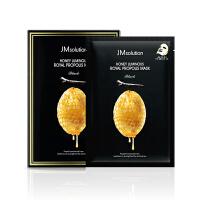 【�I券立�p50】JMsolution JM面膜 水光蜂蜜面膜 10片/盒 �a水保�� �n���M口