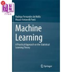【中商海外直订】Machine Learning: A Practical Approach on the Stati