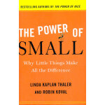 POWER OF SMALL, THE(ISBN=9780385526555) 英文原版