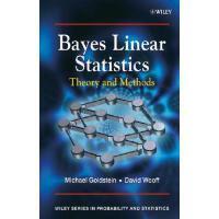 【预订】Bayes Linear Statistics: Theory and Methods